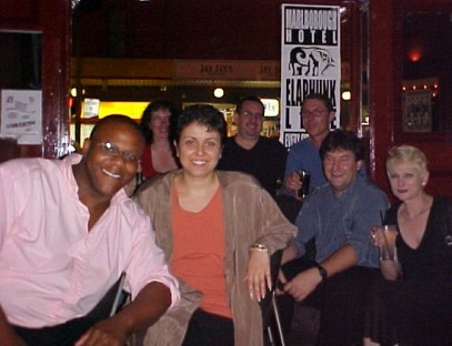 Pub culture in Sydney became a fun part of my week, even though I don't touch alcahol. Once a week Team: BENT assembled for Trivia Night! We tested our minds and knowledge against the whole of Sydney in a game where diversity of knowledge was just as important as your area of interest! I'm proud to say that we won more matches & prizes than any other team we competed against!