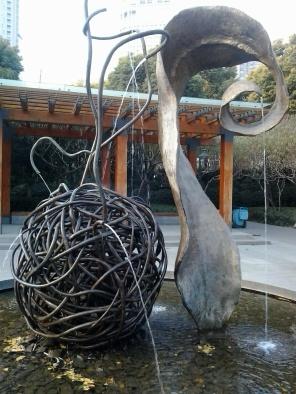 Jing'an Sculpture Park, Shanghai, China