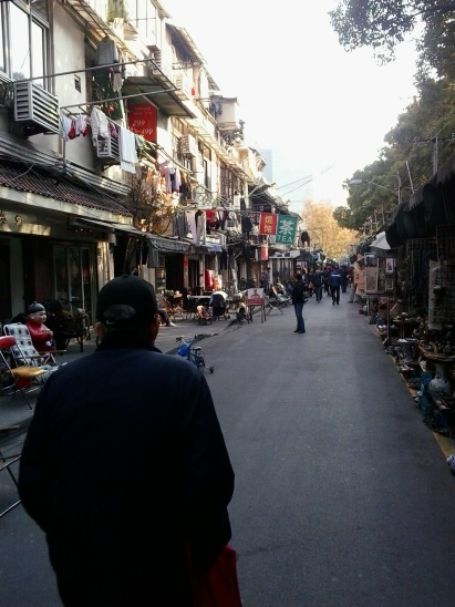 Dong Tai Lu Antiques Market, Shanghai, China