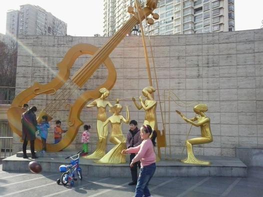 Changshou Park, Shanghai, China