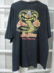 Good Women = Old Cobra Kai Jiu Jitsu T-Shirt!