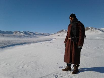 Ernest White II - Mongolia